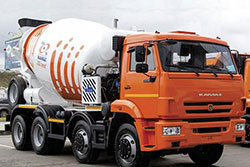 Доставка бетона по Москве и Московской области
